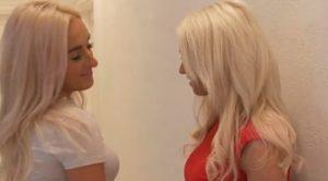 Follada violenta entre dos lesbianas muy cerdas